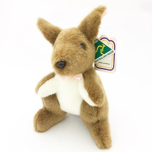 Australian Made / Kangaroo Soft Toy ( S )