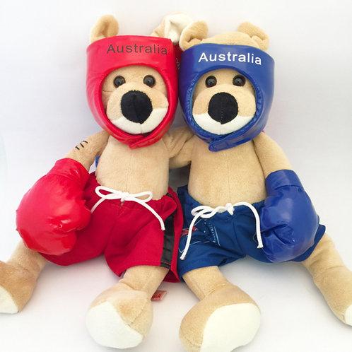 Boxing Kangaroo Soft Toy