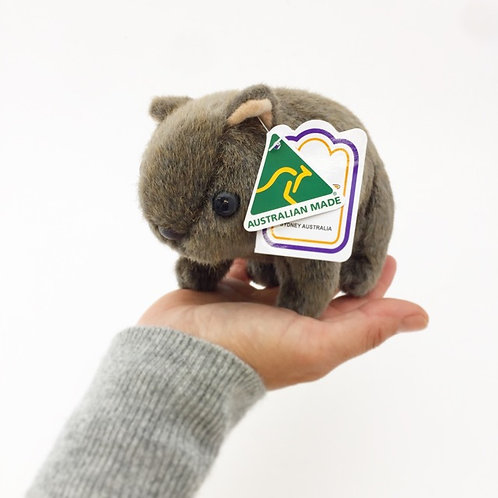 Australian Made / Wombat toy ( S )
