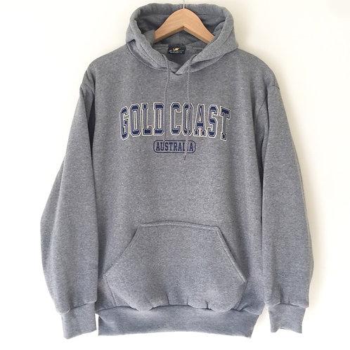 Gold Coast Hoodie / Grey
