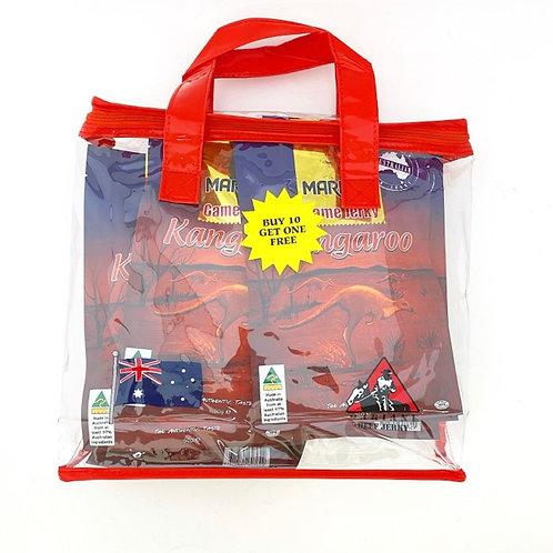 Kangaroo Jerky 50g / Buy 10 Get 1 Free