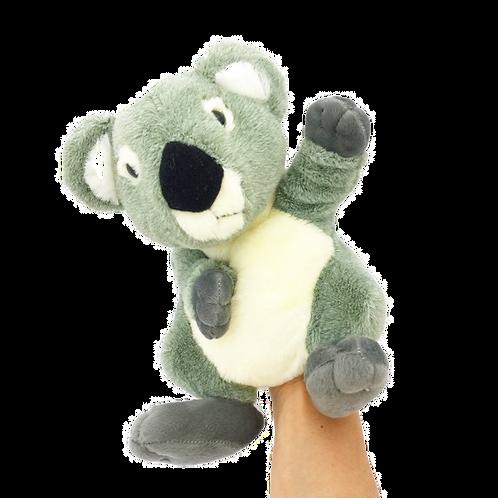 Soft Hand Puppet / Kangaroo or Koala