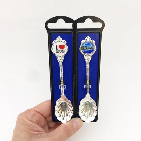 Surfers Paradise souvenir spoons