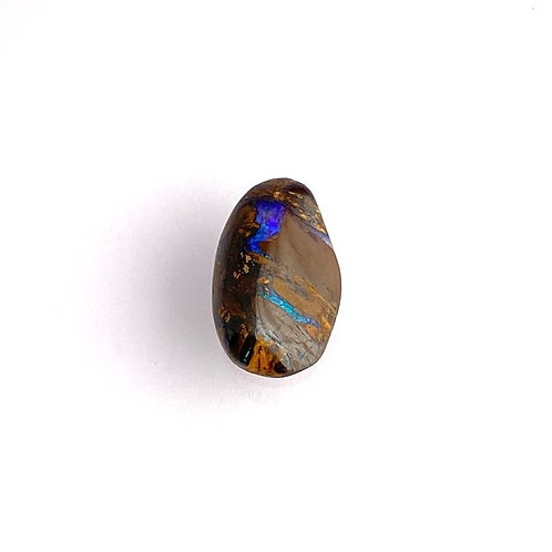 Boulder opal loose stone