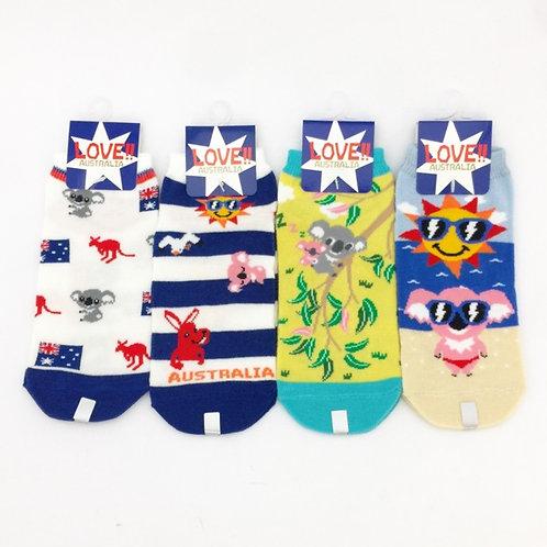 Love Australia Ladies Socks