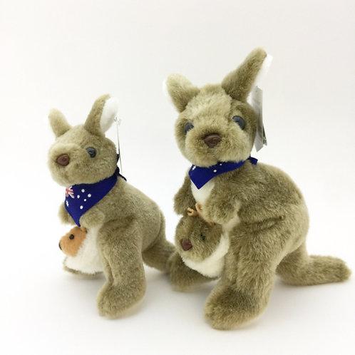 Australian Made / Kangaroo & Joey / size 7 or 9