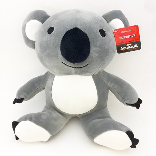 Super soft cuddly koala soft toy