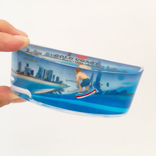 Floating Surfing Magnet