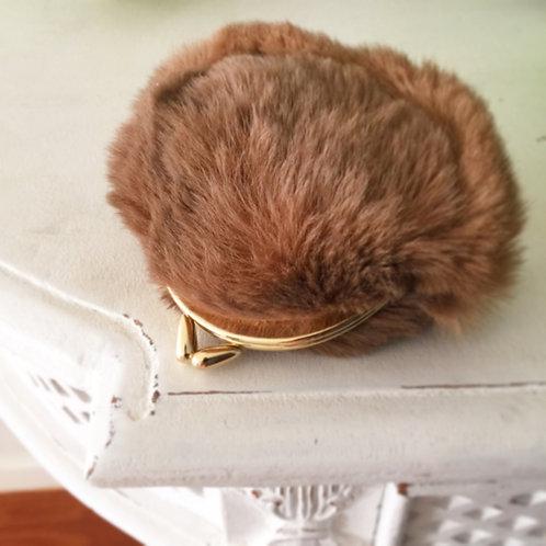 Kangaroo Fur Coin Purse / M