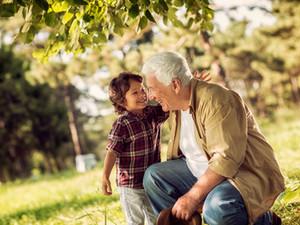Il diritto di visita dei nonni nei confronti dei nipoti minorenni