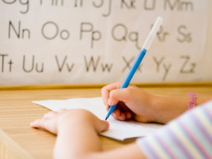 La rieducazione della scrittura per migliorare la calligrafia dei bambini