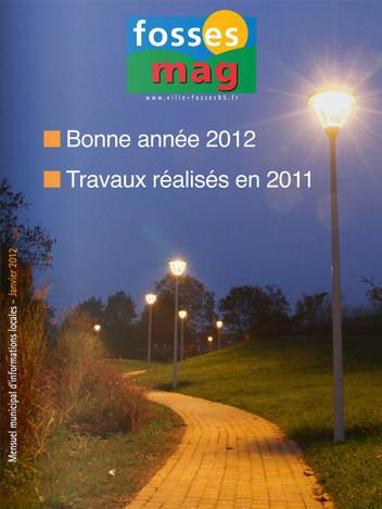 FOSSES MAG – JANVIER 2012