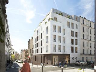14 logements + Petite enfance à Paris (75)