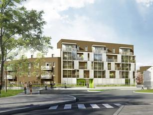 55 logements à Clamart (92)