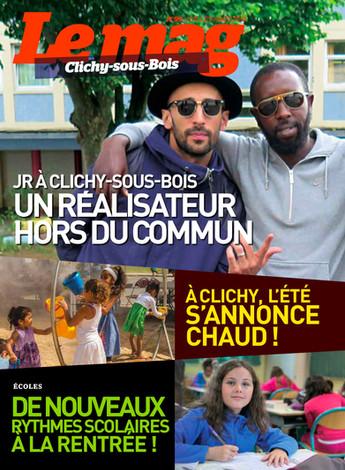 LE MAG CLICHY-SOUS-BOIS – N°99 – JUILLET-AOÛT 2014