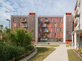 31 logements bois à Fosses (95)