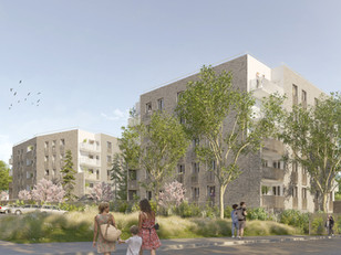 58 logements à Rosny-sous-Bois (93)