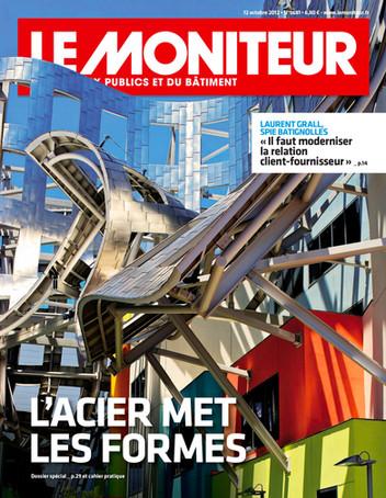 LE MONITEUR – N°5681 – 12 OCTOBRE 2012