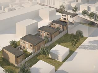 9 logements à Nanterre (92)