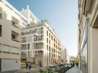 24 logements rue Alexandre Dumas à Paris (75)