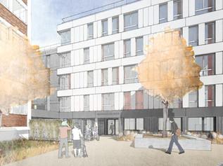 87 logements en résidence sociale à Argenteuil (95)