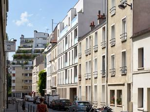 14 logements rue Lacaze à Paris (75)