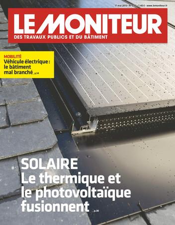 LE MONITEUR – N°5712 – 17 MAI 2013