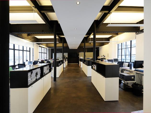 Aménagement de bureaux à Paris 4ème (75)