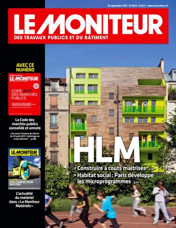 LE MONITEUR – N°5625 – 16 SEPTEMBRE 2011