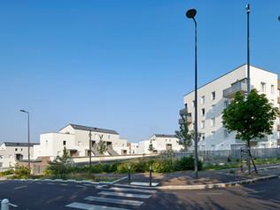 87 logements aux Mureaux (78)