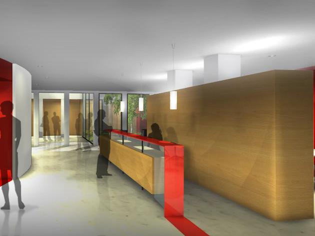 Extension et aménagement de bureaux à Levallois Perret (92)