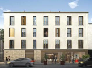 22 logements à Conflans-Sainte-Honorine (78)