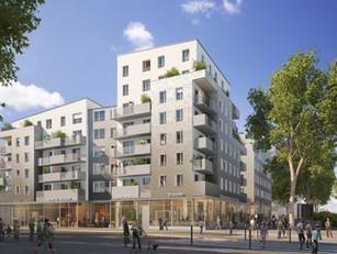 150 logements à Gennevilliers (92)