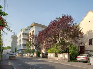 38 logements à Neuilly-Plaisance (93)