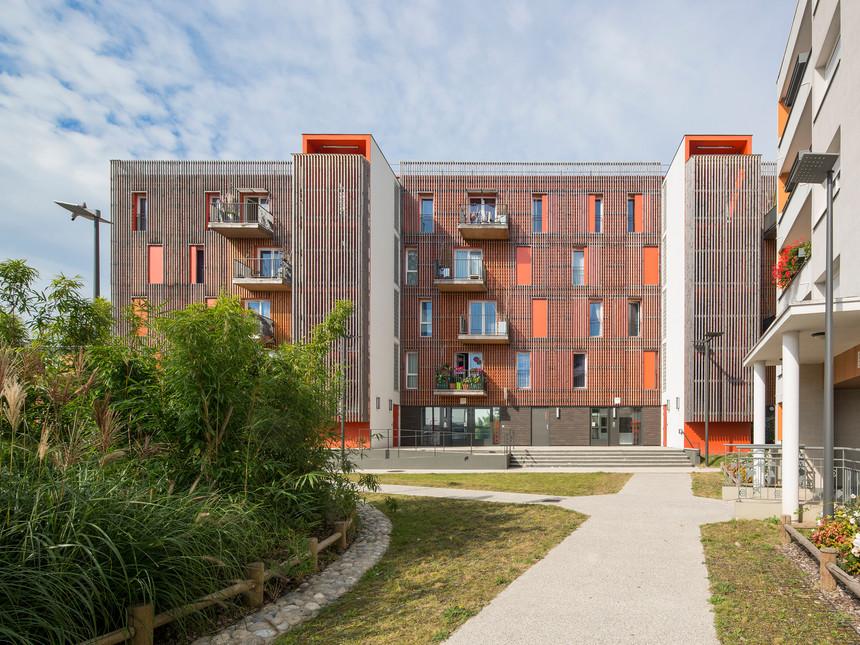 1er Prix Promotion & Construction - Les Grands Paris du Logement 2012