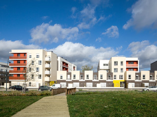 70 logements à Fleury-Mérogis (91)