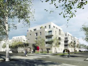 61 logements à Bondy (93)