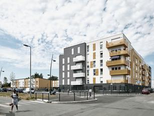 107 logements à Fleury-Mérogis (91)
