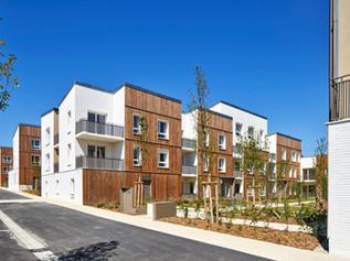 70 logements à Cesson (77)