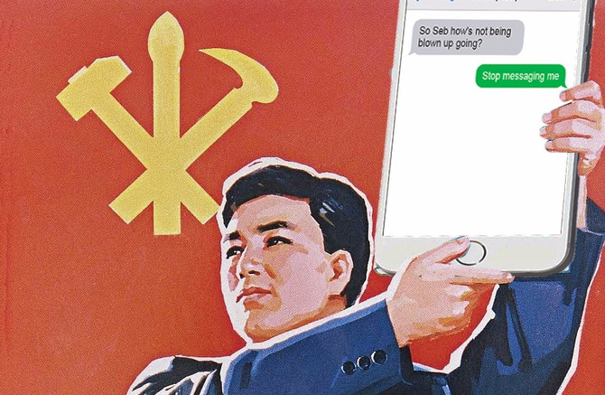 A collection of texts RE North Korea