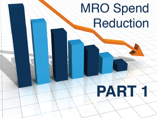 MRO Spend Reduction PART 1: Inventory Optimization
