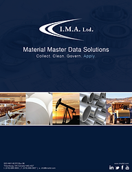 IMA Ltd. MRO Master Data Solutions eBrochure