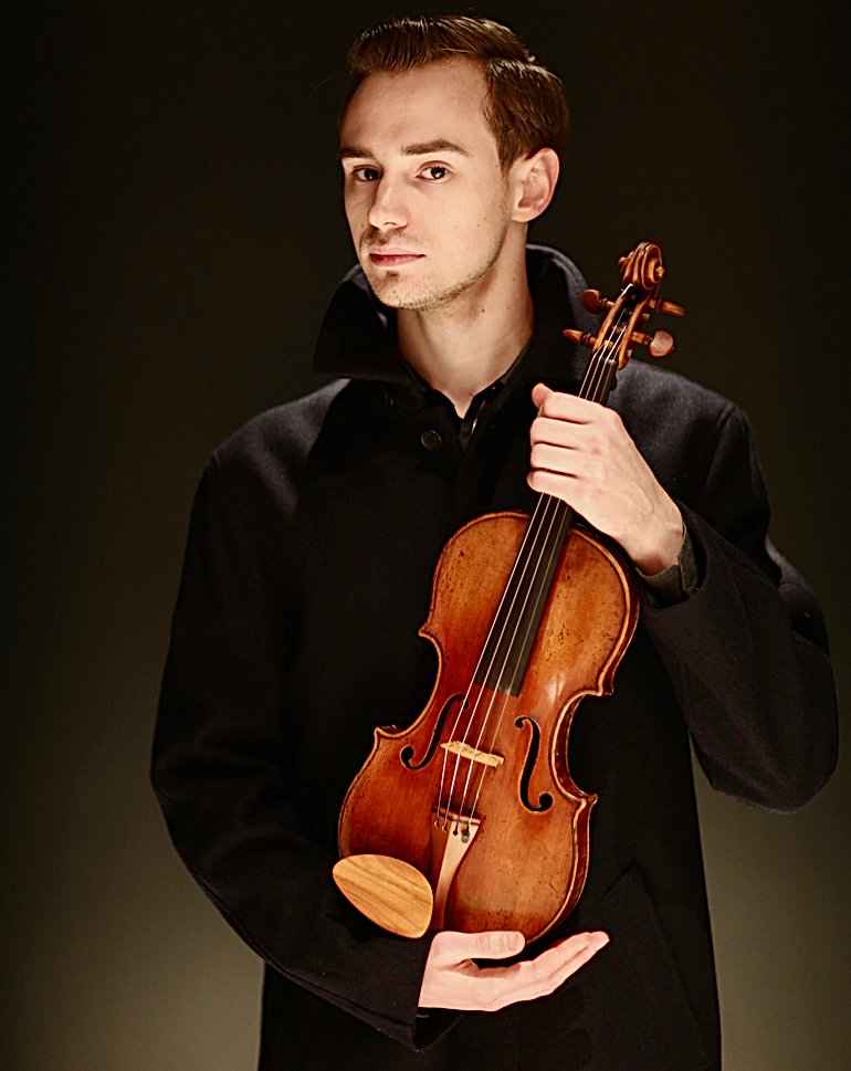 Kenneth Renshaw, Violinist
