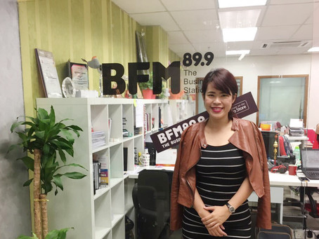 Radio BFM Interview