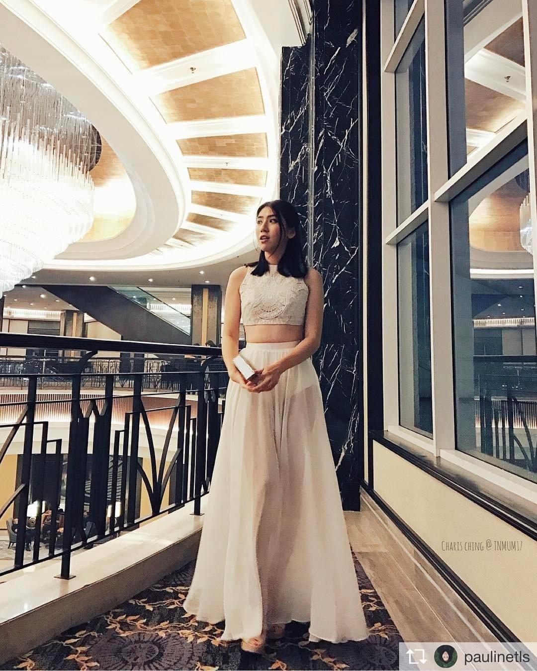 Pauline Tan during Gala night