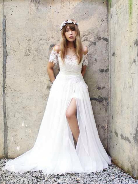 CHARIS CHING - BRIDE Custom-made