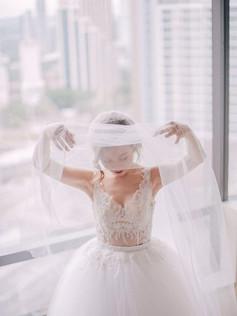 CHARIS CHING - BRIDE Custom-made