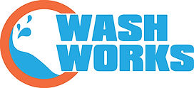 Wash Works Monrovia and Highland Park Logo