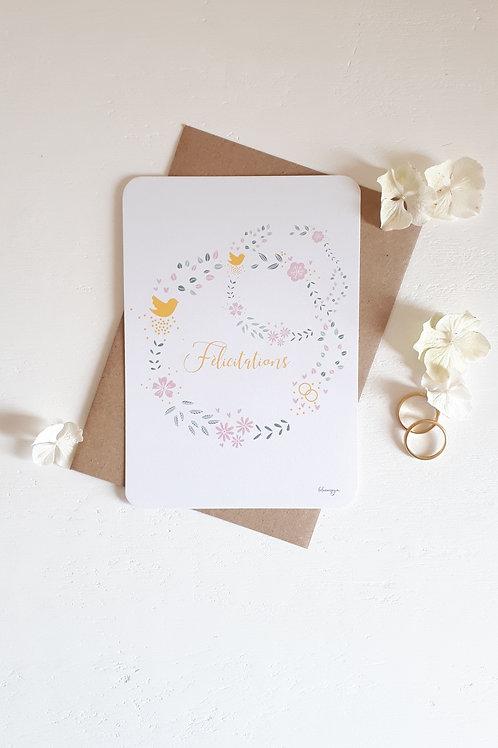 162 Félicitations Mariage