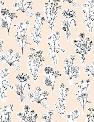 carte multi fleurs fond beige.jpg